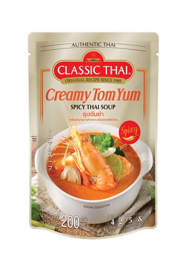 Creamy Tom Yum